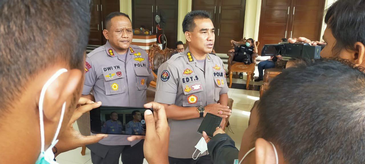 Polda Banten Imbau Masyarakat Tunda Mengadakan Acara Resepsi Di Masa Pandemi Covid-19